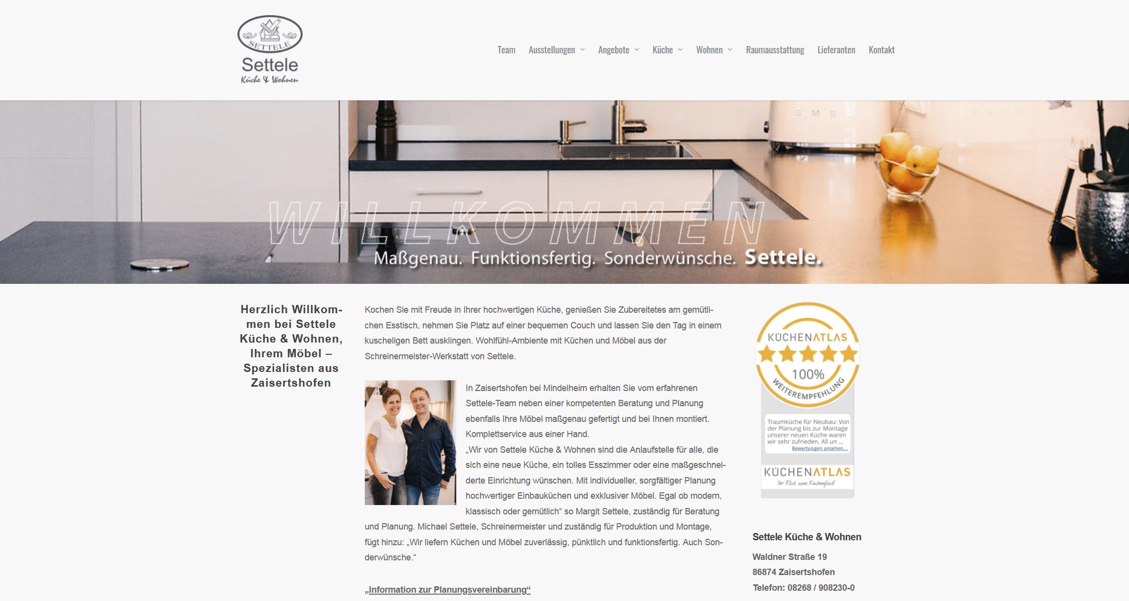 Auf der Überholspur: Webseiten & Drucksachen erstellt von Weiss Media Solution